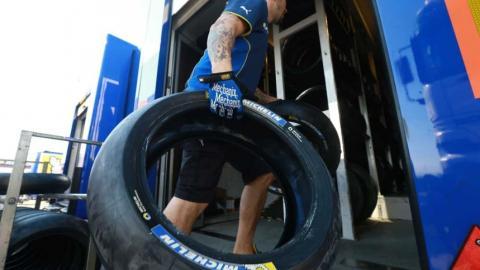 Michelin se estrena con sobresaliente en su vuelta a MotoGP