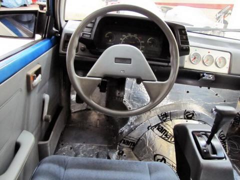 Chevrolet Sprint de 945 CV volante