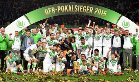 VW renueva como patrocinador de la Copa de Alemania
