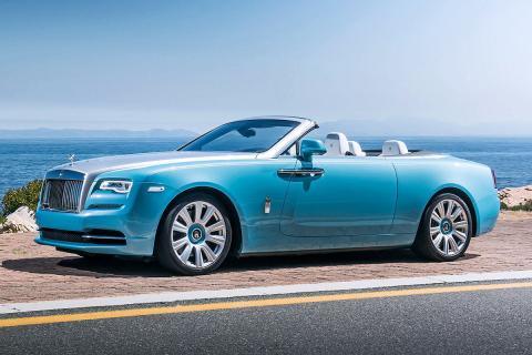 Prueba: Rolls-Royce Dawn. Lujo cerrado, lujo abierto