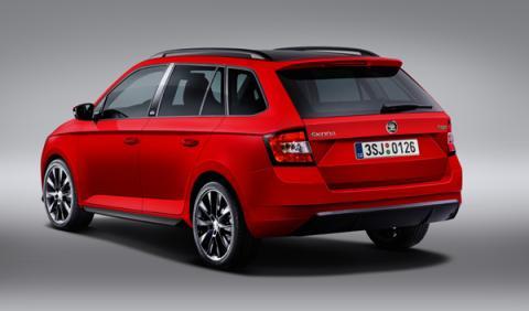 coches nuevos menos 15.000 euros Skoda Fabia Combi