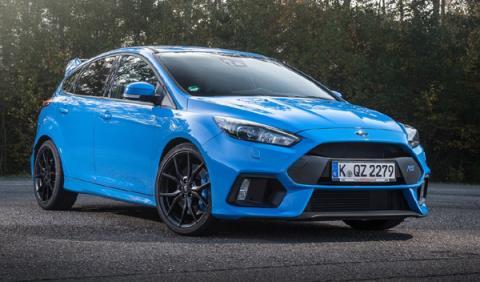Mejores colores de Ford Azul Nitro