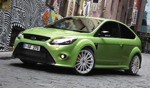 Mejores colores de Ford: Verde Eléctrico Ultimate