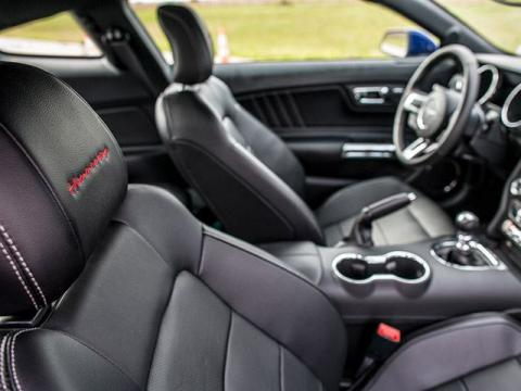 Mustang GT by Hennessey Performance interior