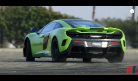 Vídeo: este McLaren 675LT es demasiado...