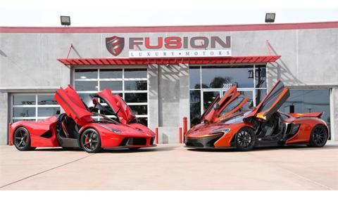 ¿Quieres un McLaren P1 con tu LaFerrari?
