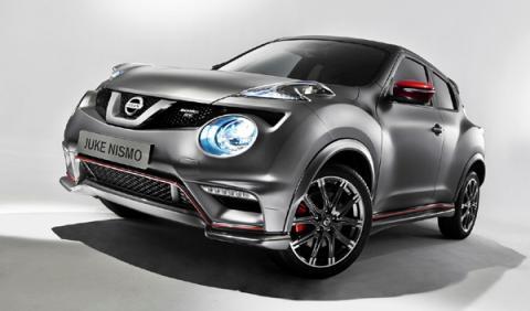 SUV menos cualidades off road Nissan Juke Nismo RS
