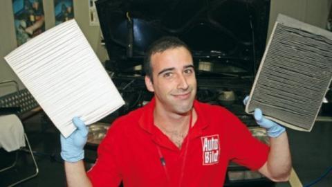 Cómo cambiar los filtros de tu coche