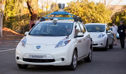 El coche autónomo de Nissan estará listo en 2020