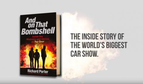 'And on That Bombshell', el nuevo libro de Top Gear