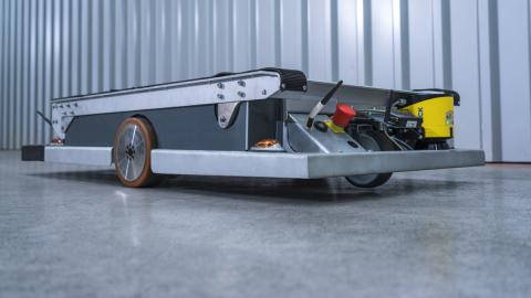 nuevos robots autonomos bmw