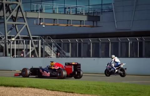 Vídeo: Guy Martin contra David Coulthard, ¿quién ganará?
