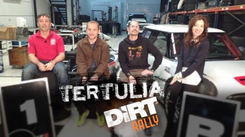 DiRT Rally: Tertulia con Auto Bild y Hobby Consolas