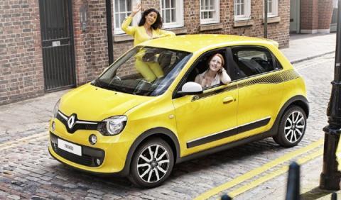 Mejores-coches-urbanos-Renault-Twingo