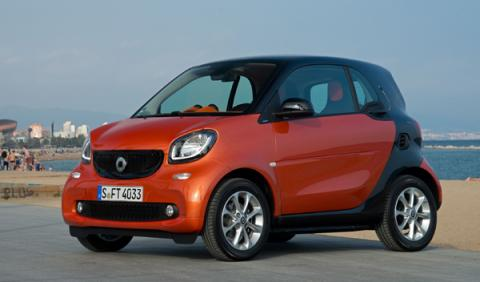 Mejores-coches-urbanos-Smart-ForTwo