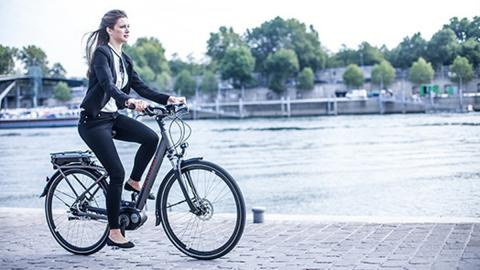 bicicleta paseo peugeot