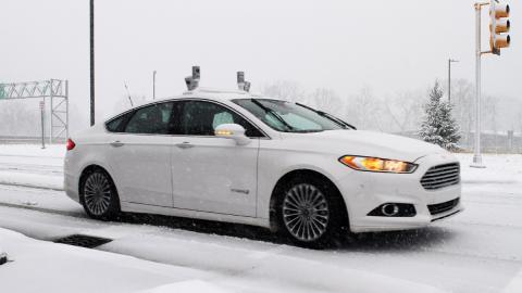 Toyota, Ford y Volkswagen, juntos por el coche autónomo