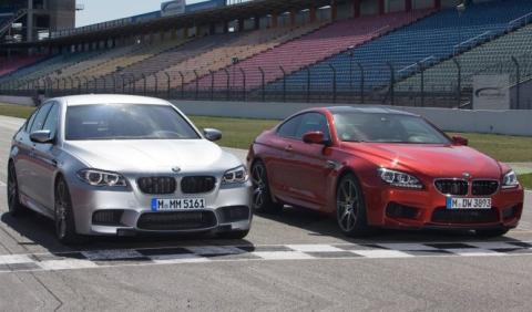 Adiós a la transmisión manual para el BMW M5 y M6