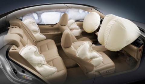 Muere una adolescente por explosión del airbag Takata
