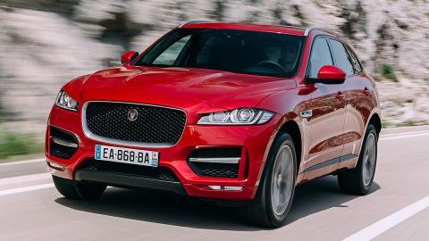 Prueba: Jaguar F-Pace