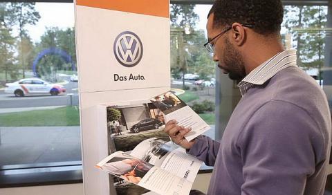Un vendedor de VW quiere hacer una película del Dieselgate
