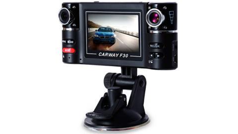 Cámara F30 Dual Lens