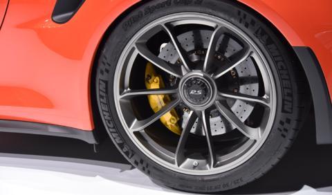 Porsche 911 GT3 RS 4.2, cazado por primera vez