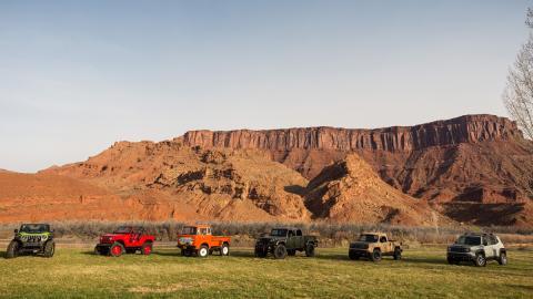 Concepts Easter Jeep Safari 2016