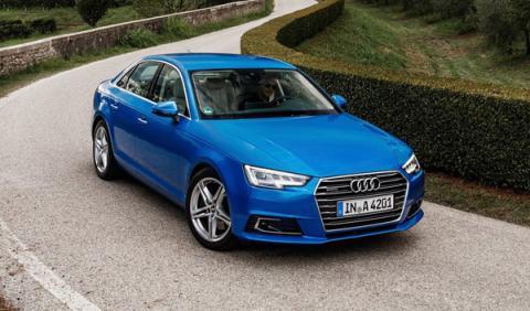 Mejores coches nuevos Audi A4