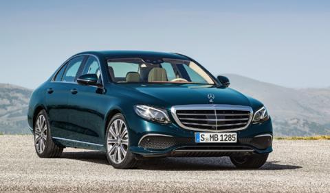 Mejores coches nuevo Mercedes Clase E