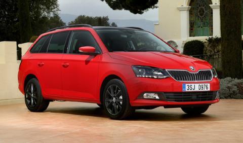 Mejores coches nuevo Skoda Fabia Combi