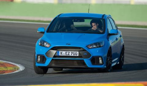 Mejores coches nuevos Ford Focus RS