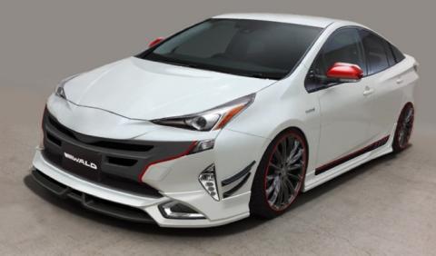 Radicalidad para el Toyota Prius de Wald