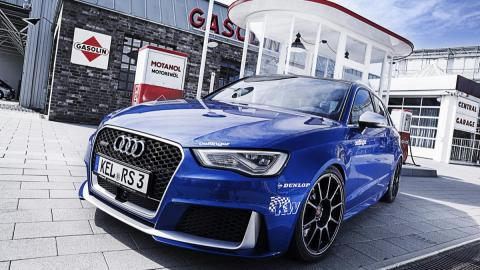 Audi RS3 Oettinger frontal
