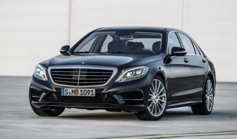 Una empresa ucraniana actualiza tu antiguo Mercedes Clase S