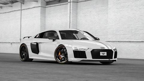 Audi R8 V10 Plus by Wheelsandmore
