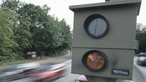 El primer radar urbano de tramo empezará a multar en junio