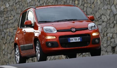 mejores coches nuevos por 7.000 euros Fiat Panda