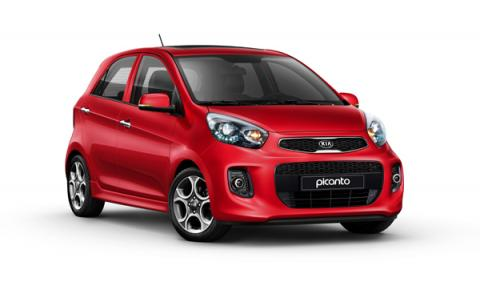 mejores coches nuevos por 7.000 euros Kia Picant