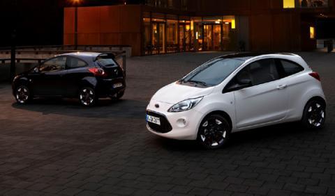mejores coches nuevos por 7.000 euros Ford Ka