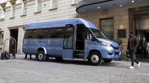 Nuevo Iveco Daily Euro 6