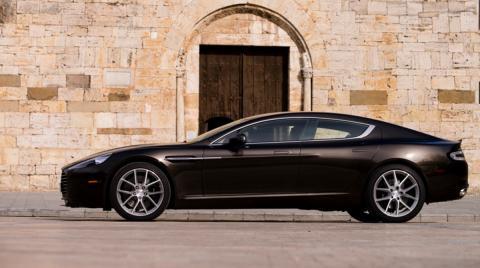 El próximo Aston Martin de James Bond podría ser eléctrico