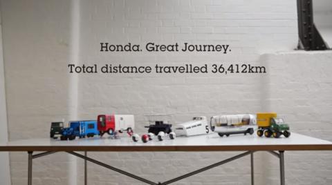 honda siete prototipos coches autonomos