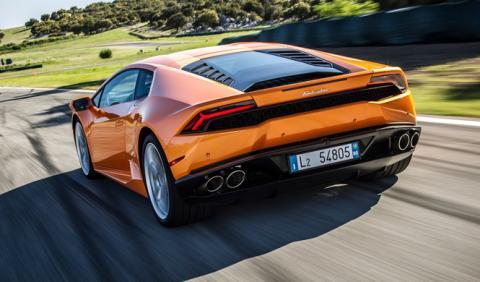 Lamborghini lanzará un kit aerodinámico para el Huracán