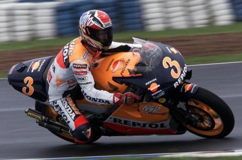 Álex Crivillé Salón de la Fama MotoGP