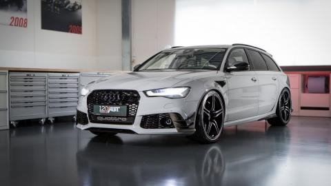 frontal Audi RS6 ABT