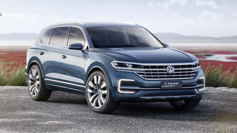 El futuro de VW se llama T-Prime Concept GTE