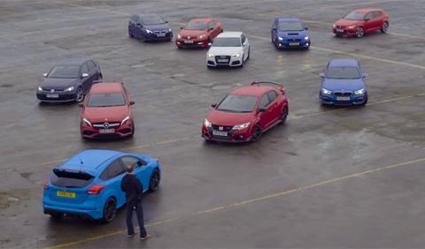 ¿Es el Ford Focus RS el mejor compacto deportivo?