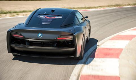 El nuevo BMW i8 llegará a finales de 2017
