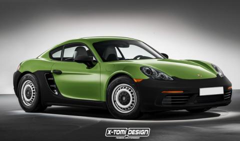 Porsche nunca haría algo así... ¿o quizá sí?